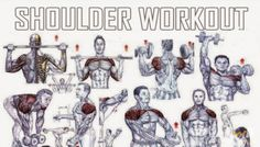 The Best Shoulder Exercises For Mass - All About Bodybuilding!