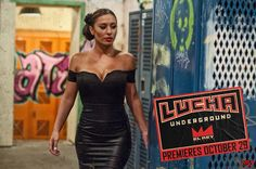 Catrina Lucha Underground, Strapless Dress, Bodycon Dress, Survivor Series, Wrestling News, Royal Rumble, Wwe News, Beautiful Women, Model