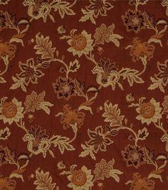 Upholstery Fabric Jaclyn Smith Percy Tabasco Home Decor
