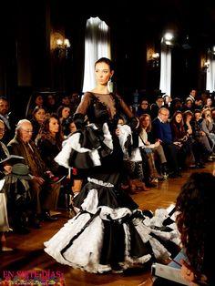 We Love Flamenco Jóvenes Diseñadores- Angel García Corrales (32) | par En Siete Dias Photos