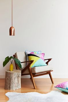Cushion love from Tassle and Gaine Styled by Emma O'Meara Photo Nikole Ramsay