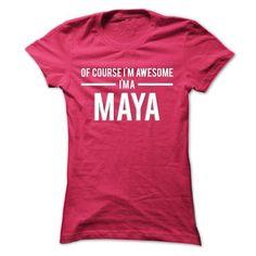 Team Maya - Limited Edition - #university sweatshirt #cute sweater. GUARANTEE => https://www.sunfrog.com/Names/Team-Maya--Limited-Edition-nkccdatwzj-Ladies.html?60505