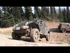 Jeep Off road Movie - Whipsaw 2011 P.2