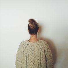 Isabel Marant knit jumper. Via Mija