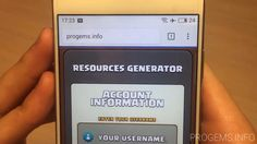 Clash of Clans Hack (Android & iOS) - Free Gems 2017 - YouTube