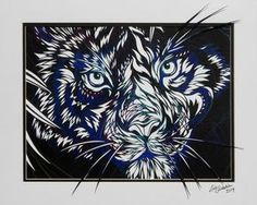 Fearful Symmetry (Tiger Tiger)