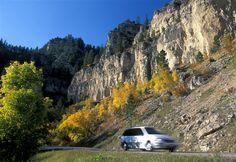 Spearfish Canyon - Black Hills, SD