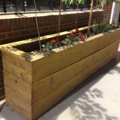 New planter box I want to build.