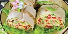 Reteta de rulouri primavaratice iti va aduce in prim-plan gustul fresh al legumelor de sezon Fresh Rolls, Ethnic Recipes, Food, Essen, Meals, Yemek, Eten