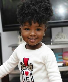 Natural hair- Who's this cute and chocolate?