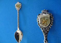 Germany Souvenir Spoons | Bamberg Bavaria Germany Souvenir Collector Spoon Vintage Collectible ...