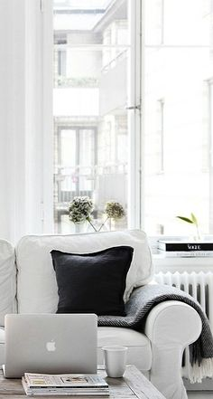 Via NordicDays.nl | Sara Medina Lind | White | Scandinavian