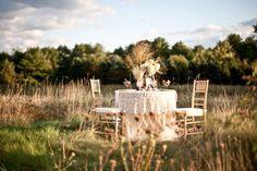 103 idées de déco mariage champêtre – atmosphère naturelle et romantique