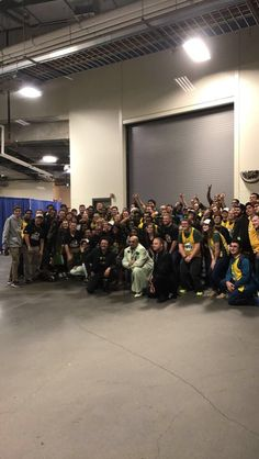 The top two pep bands in the country united after a great VCU v. George Mason game! #Peppas #GreenMachine