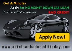 Nice Auto Refinancing: AutoLoanBadCreditToday is the best option for Auto Loan with Bad Credit. People ...  No Money Down Car Loans Check more at http://creditcardprocessing.top/blog/review/auto-refinancing-autoloanbadcredittoday-is-the-best-option-for-auto-loan-with-bad-credit-people-no-money-down-car-loans/