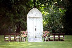 Cedarwood Weddings, Nashville Wedding Venue, Ceremony Design