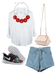 """""""Untitled #70"""" by averyhumeniuk on Polyvore featuring Givenchy"""