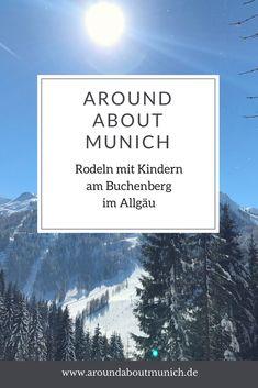 Rodeln mit Kindern am Buchenberg im Allgäu! #rodeln #bayern #allgäu #buchenberg