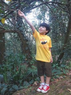 "Camiseta ""Sorriso 1001"" www.pulasaci.com.br"