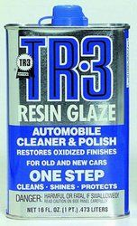 Blue Magic 12A - TR-3 Resin Glaze Cleaner & Polish | O'Reilly Auto Parts Use  to clean old sewing machines- Restores old, faded and oxidized finishes. Cleans, shines and protects.