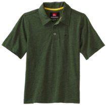 Quiksilver Boys 2-7 Grant Kids Polo Shirt