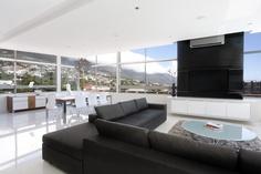 Modern living room. PGA Property, Luxury Estate Living.