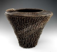 Contemporary Basketry, More x 2, Kari Lonning