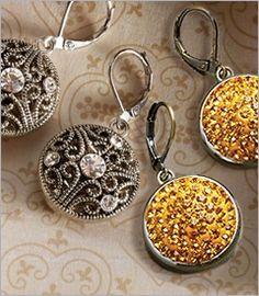 Earrings by Ginger Snaps