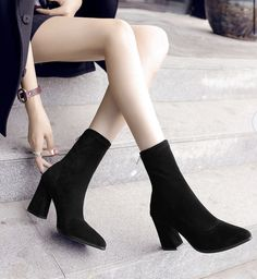 Womens Fall Boots, Womens High Heel Boots, High Boots, Boots For Short Women, Short Boots, Leather Heeled Boots, Ankle Boots, Boots Online, Fashion Boots