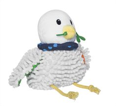 Lil Prayer Buddies dove says prayer in a child's voice and is soft and cuddly. Perfect for any child!