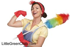 Rosie-the-riveter-clean-norwex-christmas-12-days-of-norwex