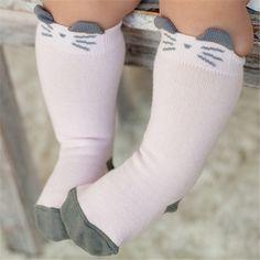 Socks Socks, Tights & Leggings Open-Minded Newborn Toddler Short Sock Baby Boy Girl Socks Anti Slip Cotton English Word White Resistance Leg Warmers For Newborns Infantile We Take Customers As Our Gods