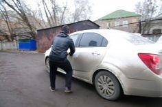 Нижегородский угонщик попался полицейским и теперь будет наказан