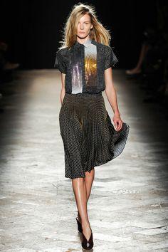 Marco De Vincenzo | Milan Fashion Week Spring/Summer 2014