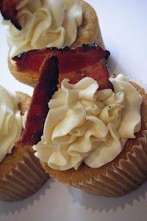 The Extraordinary Art of Cake: Delicious Maple Buttermilk Pancake Cupcakes Recipe