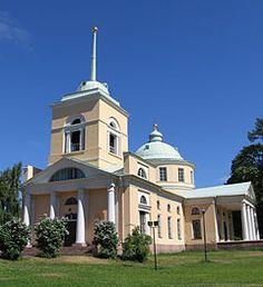 Kotka, Pyhän Nikolauksen kirkko