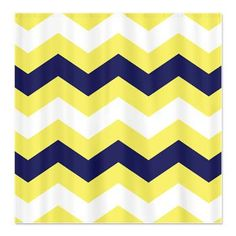 Extra Large Vertical Yellow Gray Chevron Shower Curtain Bathroom Decor Fabric Kids Bath White Black Custom Duvet Cover Rug Mat Window On Etsy