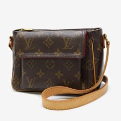 Louis Vuitton Viva Cite PM  Monogram Cross body bags Brown Canvas M51165