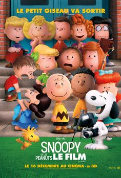 High resolution official theatrical movie poster ( of for The Peanuts Movie [aka Snoopy and Charlie Brown: The Peanuts Movie]. Image dimensions: 2030 x Directed by Steve Martino. Snoopy Love, Charlie Brown Et Snoopy, Charlie Brown Christmas, Snoopy And Woodstock, Peanuts Gang, Die Peanuts, Peanuts Movie, Peanuts Cartoon, Charlie Brown Characters