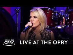 "Carrie Underwood's ""Dirty Laundry"" Performance at the Opry Will Have You Looking Forward to Laundry Day - One Country"