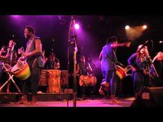 WAMALI PERCUSSIONS AUX NUITS MANDINGUES 2012 - ALANOLE - YouTube