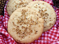 Pan sin gluten ni lacteos Wheat Free Recipes, Allergy Free Recipes, Pan Sin Gluten, Sans Gluten, Empanadas, Food N, Food And Drink, Cooking Time, Cooking Recipes