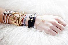 Alyssa Norton Fashion Jewelry via Rachel Zoe Report