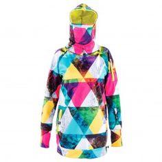 SOFTSHELL Lunatic snowboard / ski hoodie jacket with replaceable mask Snowboard Hoodies, Thermal Base Layer, Snowboarding Men, Softshell, Print Jacket, Rash Guard, Hoodie Jacket, Women's Leggings, Blond