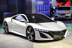 Acura nsx concept at the beijing motor show hd wallpaper 2012 video acura introduces the 2013 acura nsx concept at the 2012 detroit auto show voltagebd Gallery