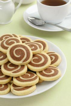 Sablés Escargots au Chocolat et à la Vanille - Pause Gourmande