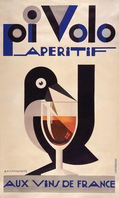 Ideas vintage posters retro graphic design art deco for 2019 Posters Vintage, Art Deco Posters, Wine Poster, Poster S, Poster Design, Design Art, Design Styles, Vintage Advertisements, Vintage Ads