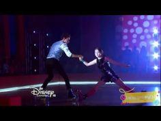 Soy Luna - Capitulo 40 - Luna y Matteo patinan en la competencia internacional y Matteo la besa - YouTube