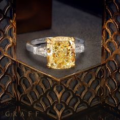 Graff Diamonds Diamonds forever… For centuries, a diamond ring has been a powerful symbol of enduring love and everlasting commitment.  Graff takes great pride in knowing that these gems of eternal beauty will be passed through the generations, building their own stories along the way.