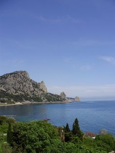 And my the most favourite ever Cat-mountain. Simeiz.
